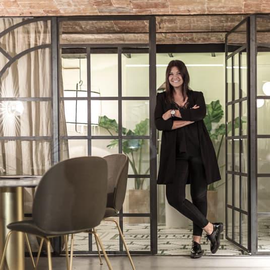 Teresa Paglialonga foto perfil estudio