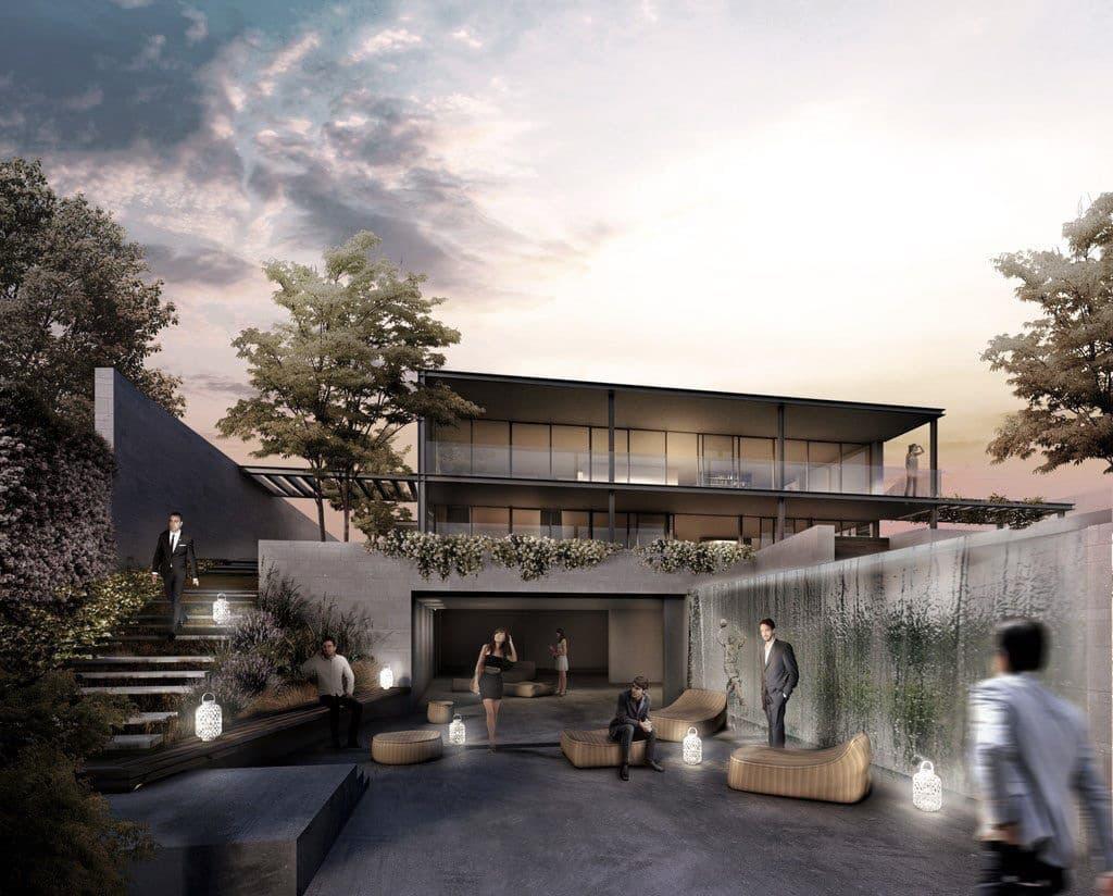 18 rr costruccion casas barcelona teresa paglialonga studio for Inmobiliarias barcelona