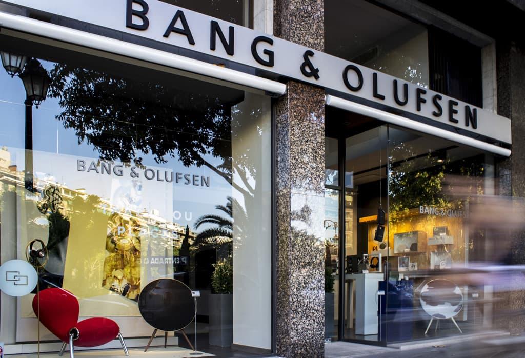 Bang olufsen teresa paglialonga studio - Muebles baratos palma de mallorca ...