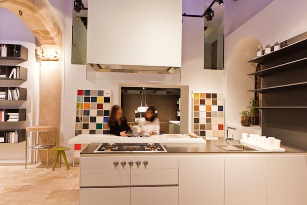 Interiorismo barcelona paglialonga cocinas teresa - Interiorismo barcelona ...