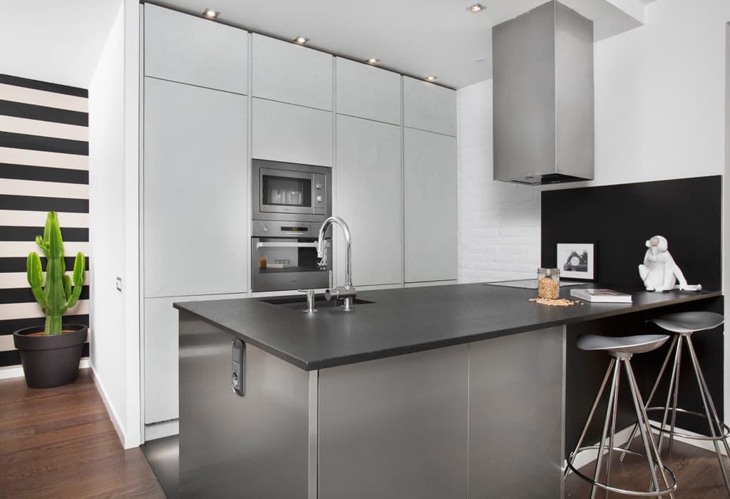 Muntaner teresa paglialonga studio for Cocinas modernas 2017