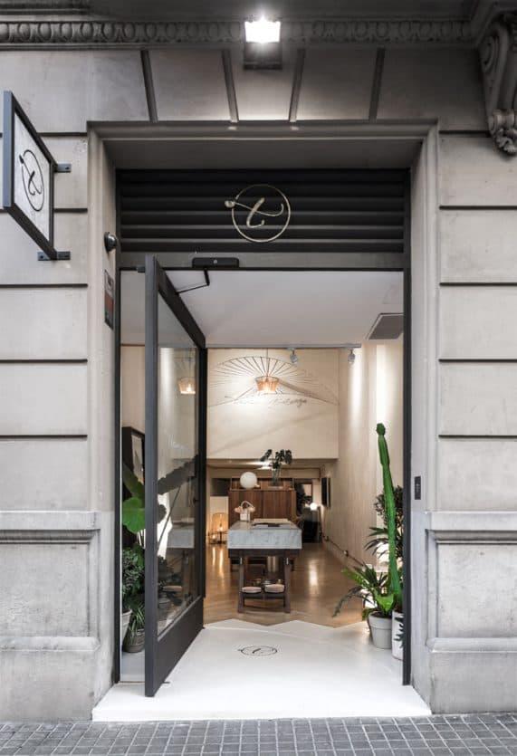 despachos interioristas en barcelona Paglialonga studio